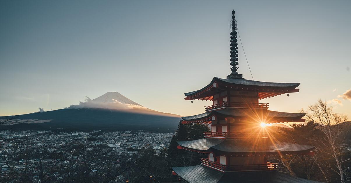 Japan Sonne Strommix