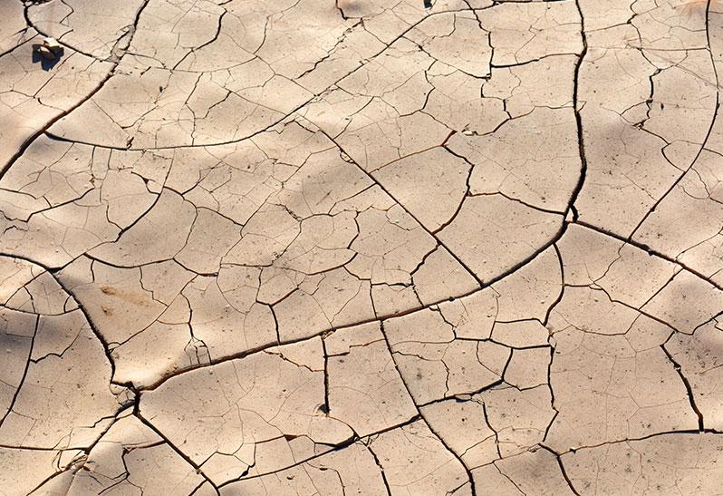 Extremsituationen des Klimawandels: Große Dürren