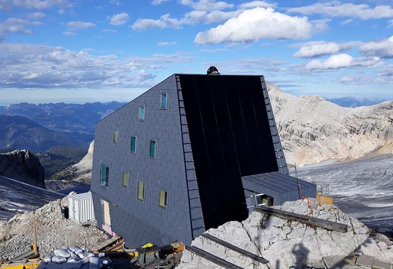 Bild der Seethaler Hütte