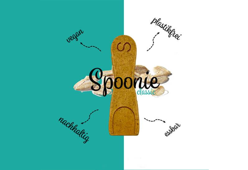 Nachhaltiger Löffel Spoontainable